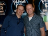 The composer Danny Jacob (Left) & Exec. In Charge of music for Disney, Jay Stutler (Right)